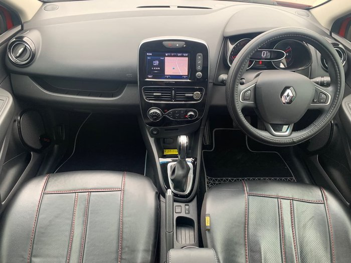 2018 Renault Clio Intens IV B98 Phase 2 Red