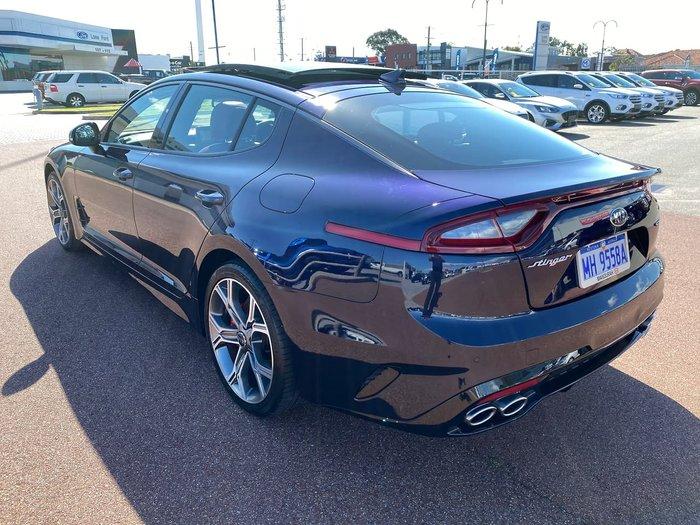 2018 Kia Stinger GT CK MY19 Blue
