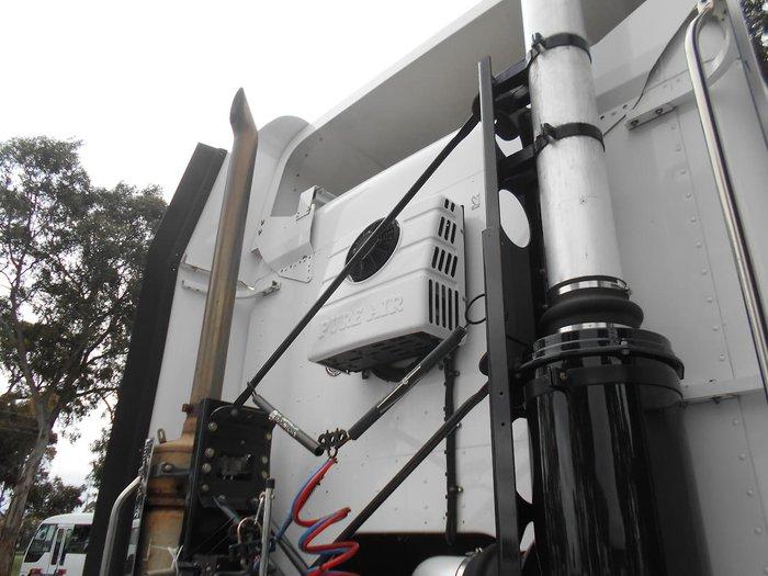 2014 FREIGHTLINER ARGOSY 110'' White