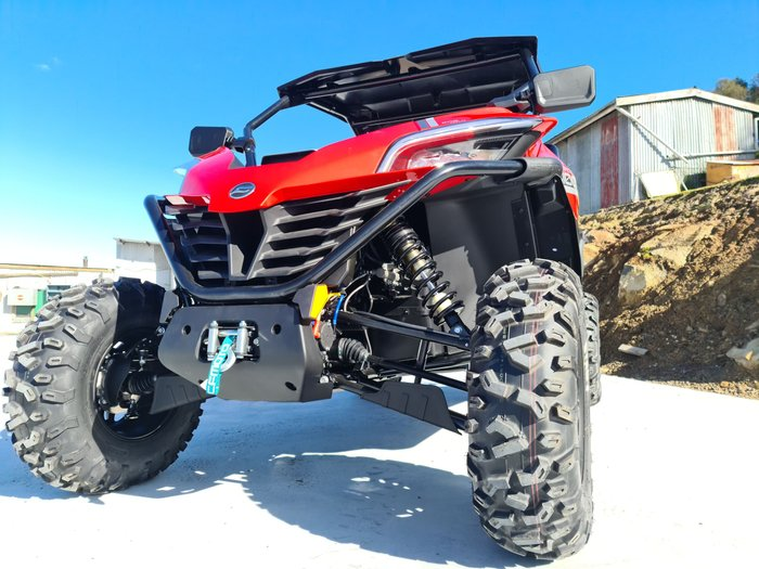 2020 CFMOTO ZForce 1000 EPS ZForce Red