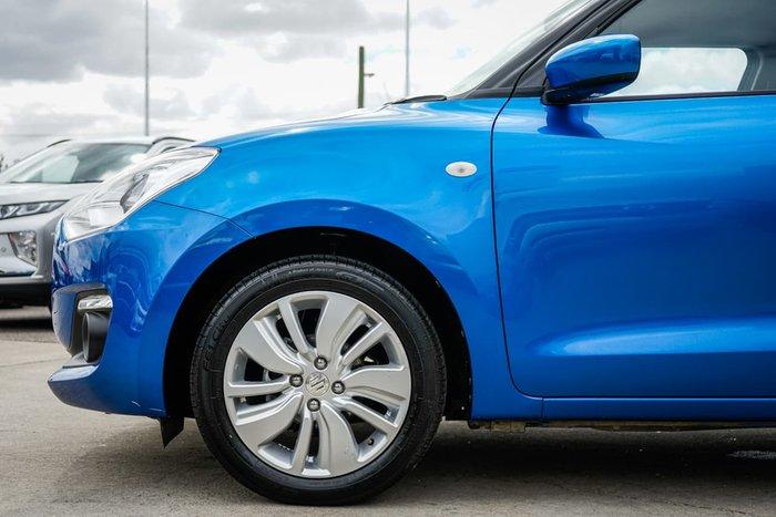 2018 Suzuki Swift GL Navigator AZ Blue