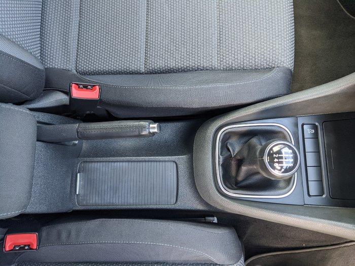 2010 Volkswagen Golf 118TSI Comfortline VI MY10 GREY