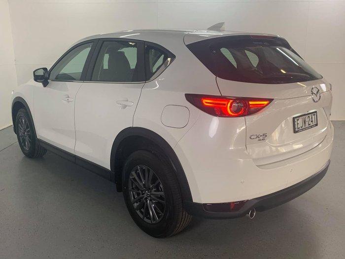 2020 Mazda CX-5 Touring KF Series 4X4 On Demand White
