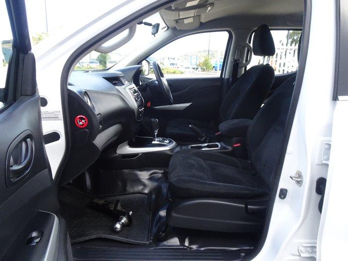 2016 Nissan Navara DX D23 White