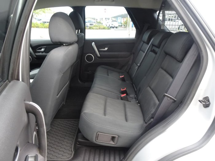 2014 Ford Territory TX SZ MkII Silver