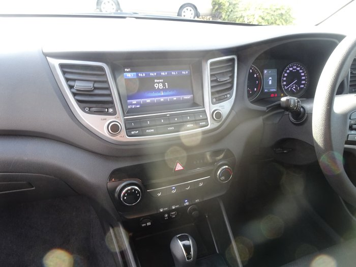 2017 Hyundai Tucson Active TL2 MY18 Silver