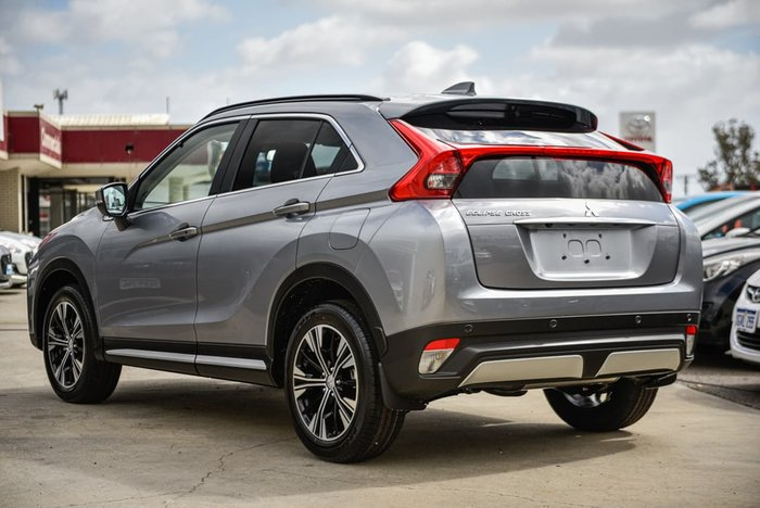 2020 Mitsubishi Eclipse Cross LS YA MY20 Grey