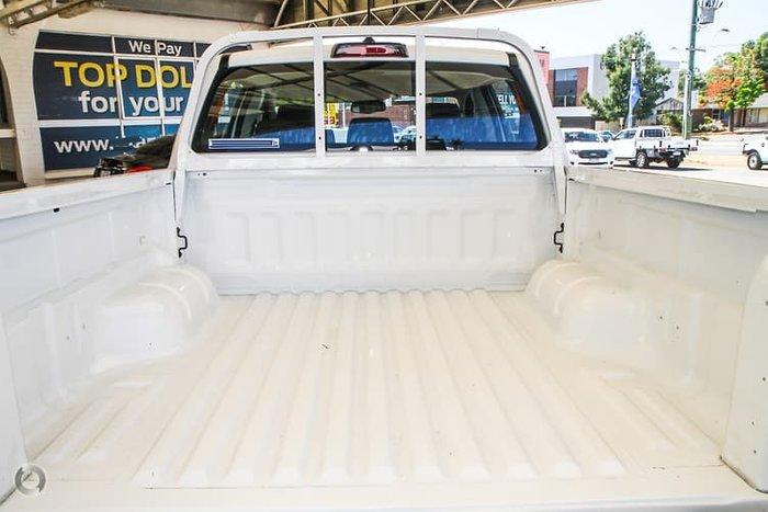 2020 Ford Ranger XL PX MkIII MY20.75 4X4 Dual Range Arctic White