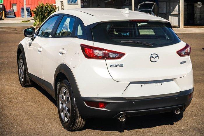 2020 Mazda CX-3 Neo Sport DK White