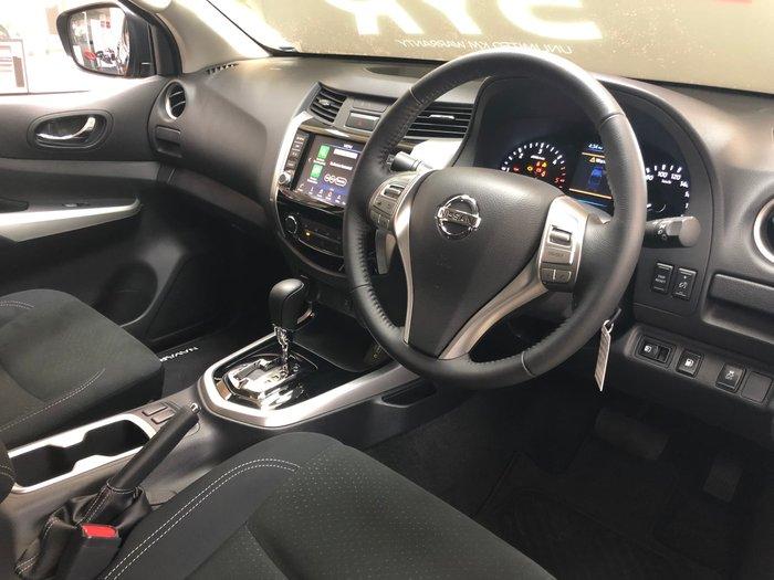 2020 Nissan Navara ST D23 Series 4 4X4 Dual Range Silver