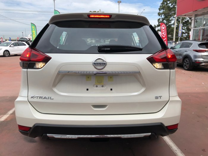 2020 Nissan X-TRAIL ST T32 Series III MY20 White
