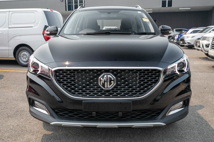 2019 MG ZS Excite AZS1 MY19 Black