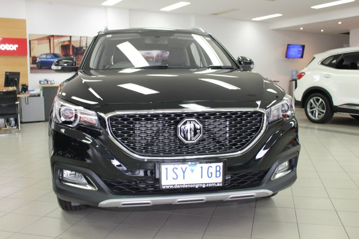 2019 MG ZS Excite AZS1 MY19 Pebble Black