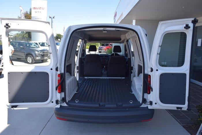2020 Volkswagen Caddy TSI220 2KN MY20 White