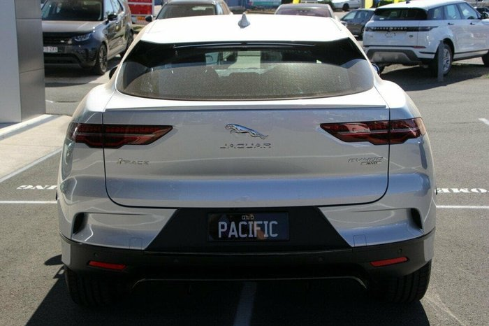 2019 Jaguar I-PACE EV400 SE X590 MY20 Four Wheel Drive Silver
