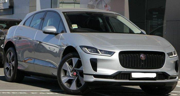 2019 Jaguar I-PACE EV400 SE X590 MY20 Four Wheel Drive Indus Silver