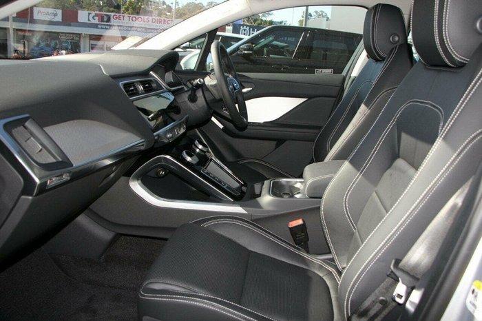 2019 Jaguar I-PACE EV400 SE X590 MY20 Four Wheel Drive Silver