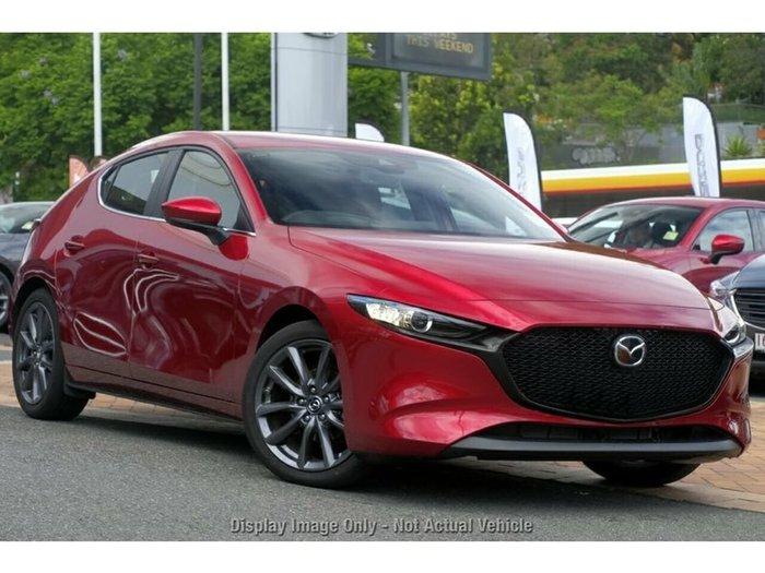 2020 Mazda 3 G25 Evolve BP Series Red