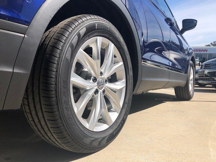 2020 Volkswagen Tiguan 110TSI Comfortline 5N MY20 Atlantic Blue