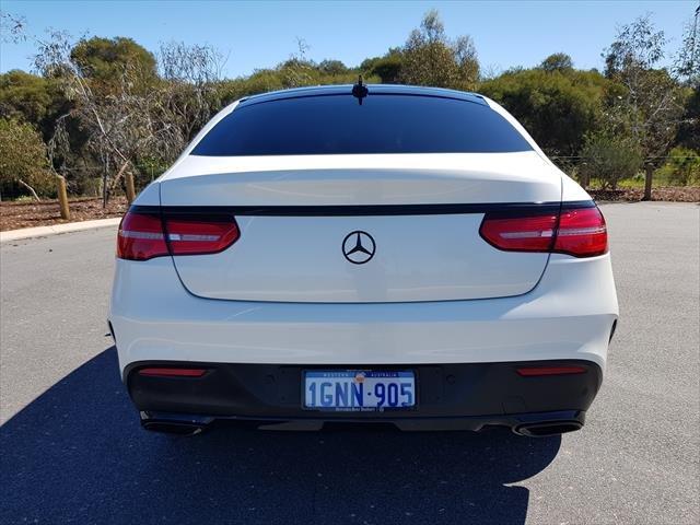 2018 Mercedes-Benz GLE-Class GLE350 d C292 Four Wheel Drive Designo Diamnod Whit