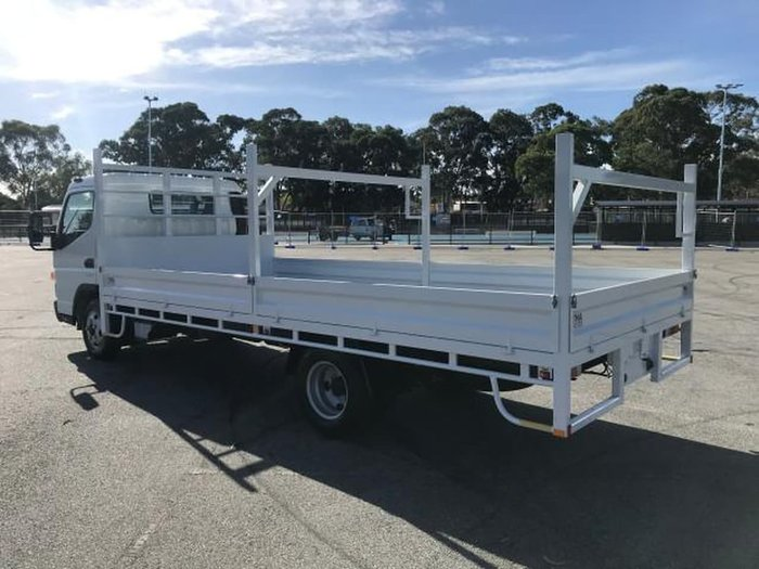 2021 FUSO CANTER 615 FEB51ER3SFBC White