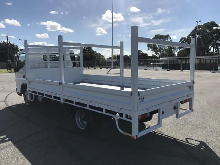 2021 FUSO CANTER 515 WIDE FEB21ER3SFBC White