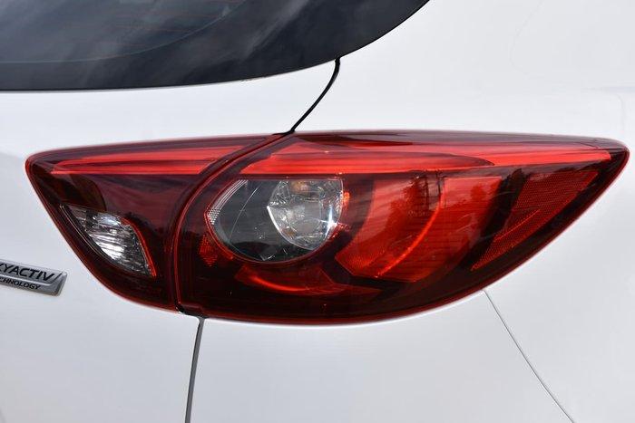 2016 Mazda CX-5 Akera KE Series 2 4X4 On Demand White