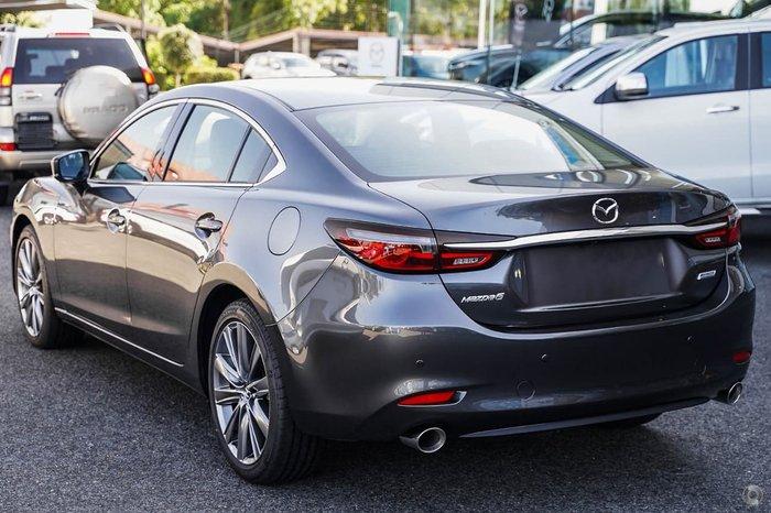 2020 Mazda 6 GT GL Series Grey
