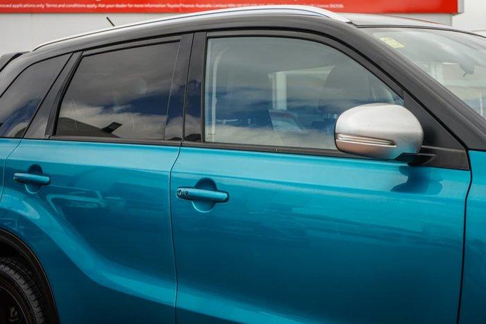 2017 Suzuki Vitara S Turbo LY Blue