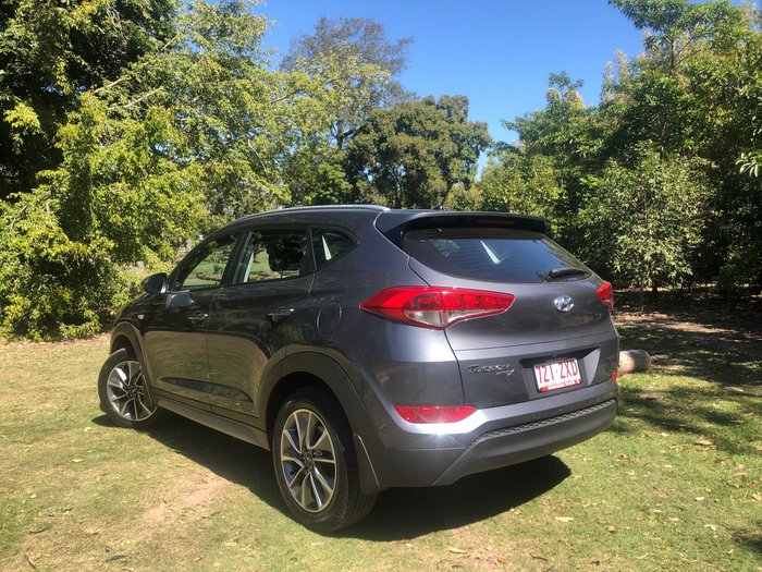 2017 Hyundai Tucson Active X TL MY18 Grey