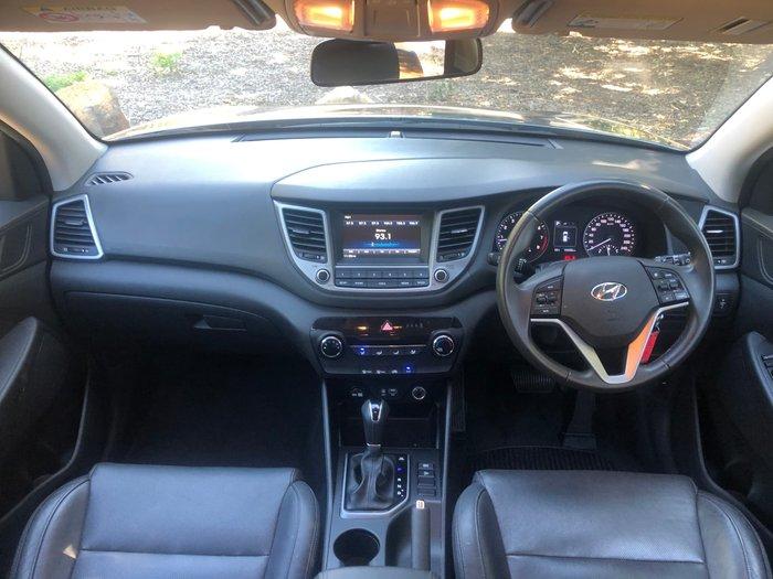2017 Hyundai Tucson Active X TL MY18 Grey