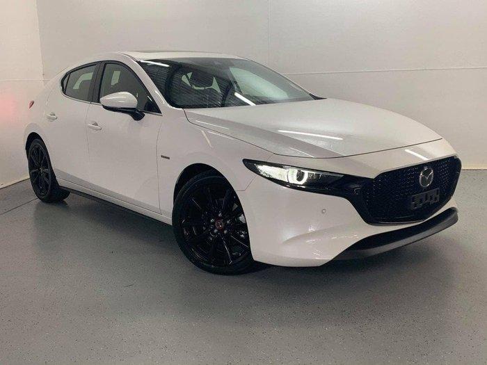 2020 Mazda 3 100th Anniversary BP Series White