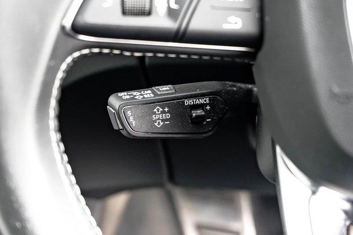2019 Audi SQ5 FY MY19 Four Wheel Drive Blue