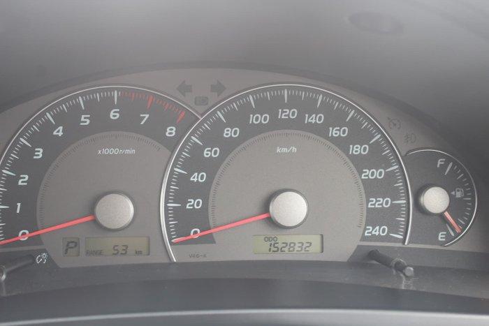 2008 Toyota Camry Sportivo ACV40R Silver