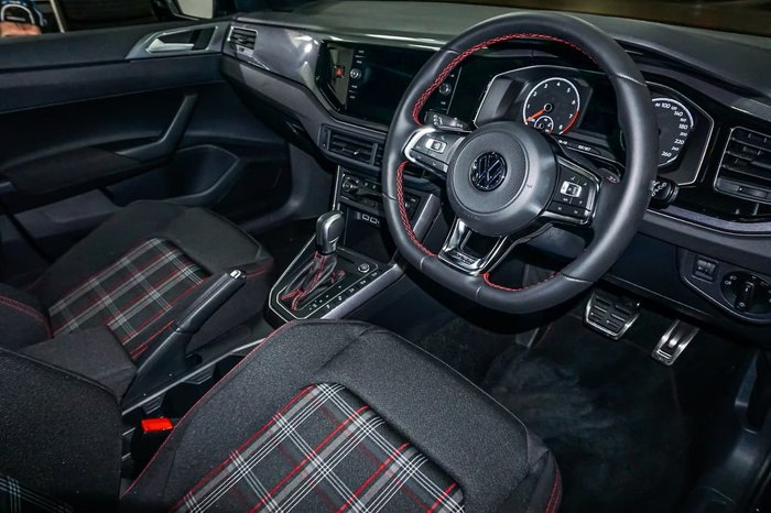 2020 Volkswagen Polo GTI AW MY20 Black
