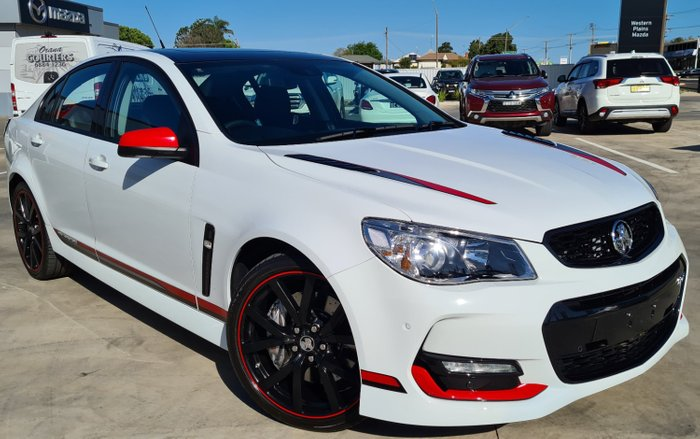 2017 Holden Commodore MY17 VF White