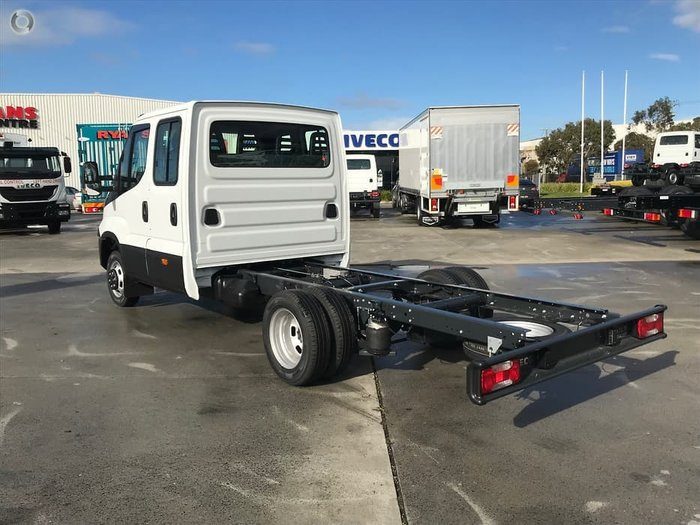 2020 Iveco Daily 70C21 White
