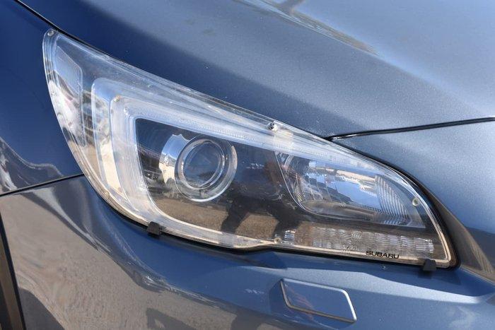 2015 Subaru Outback 2.5i Premium 5GEN MY15 Four Wheel Drive Grey