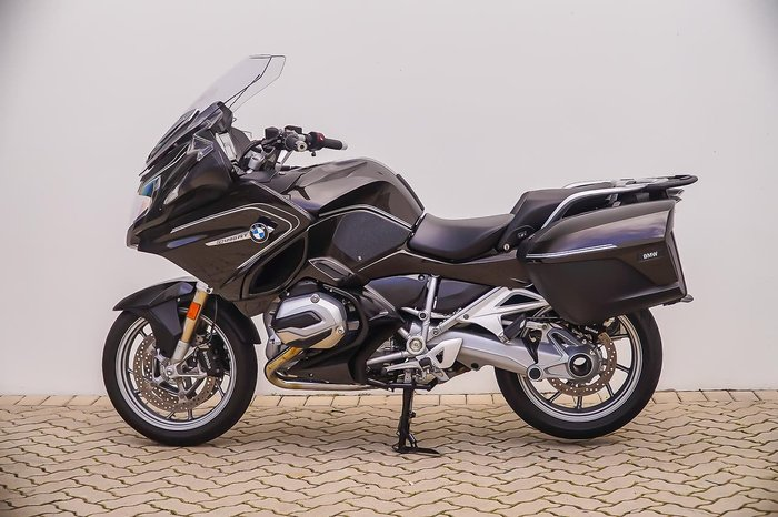 2018 BMW R 1200 RT null null null