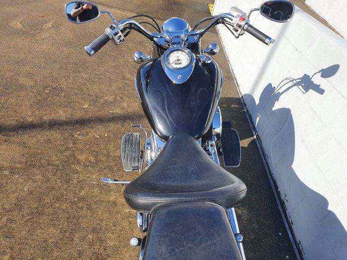 2006 Yamaha XVS1100A V-STAR CLASSIC Black