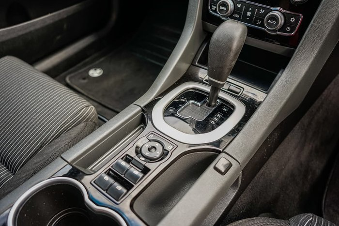 2013 Holden Commodore SS VF MY14 Silver