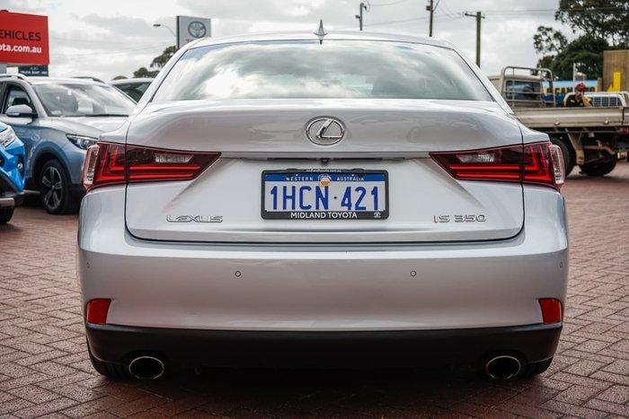 2013 Lexus IS IS350 Sports Luxury GSE31R Silver