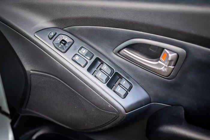 2014 Hyundai ix35 Trophy Series II Silver