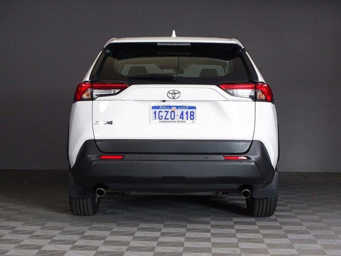 2020 Toyota RAV4 GX MXAA52R White