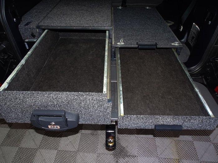 2015 Toyota Landcruiser GXL VDJ200R MY13 4X4 Dual Range Grey