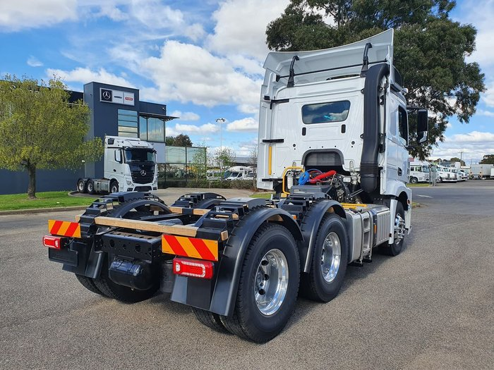 2020 MERCEDES-BENZ ACTROS MP5 2663 LS/33 6X4 null null null