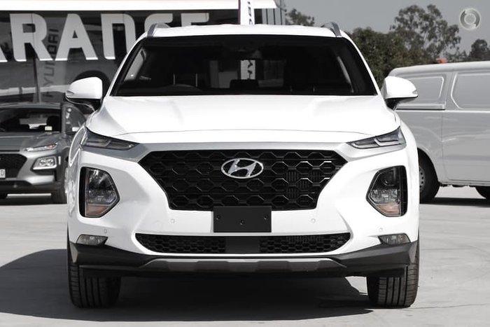 2020 Hyundai Santa Fe Active X TM.2 MY20 4X4 On Demand White