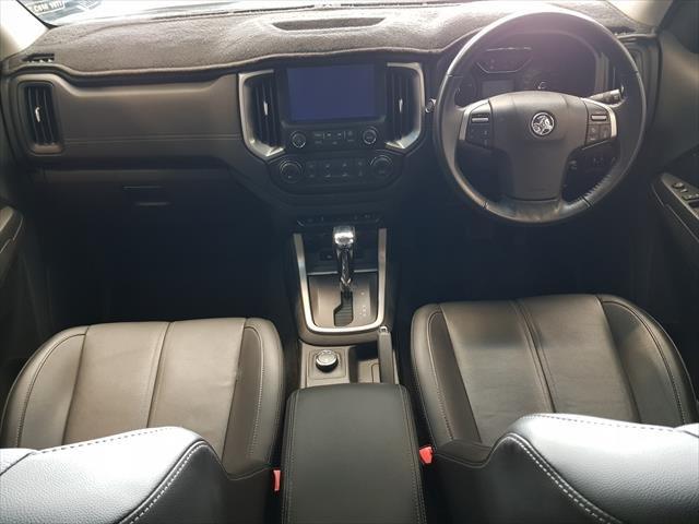 2017 Holden Colorado Z71 RG MY17 4X4 Dual Range WHITE