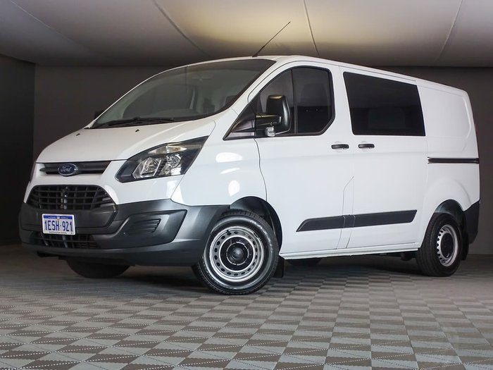2015 Ford Transit Custom 290S VN White