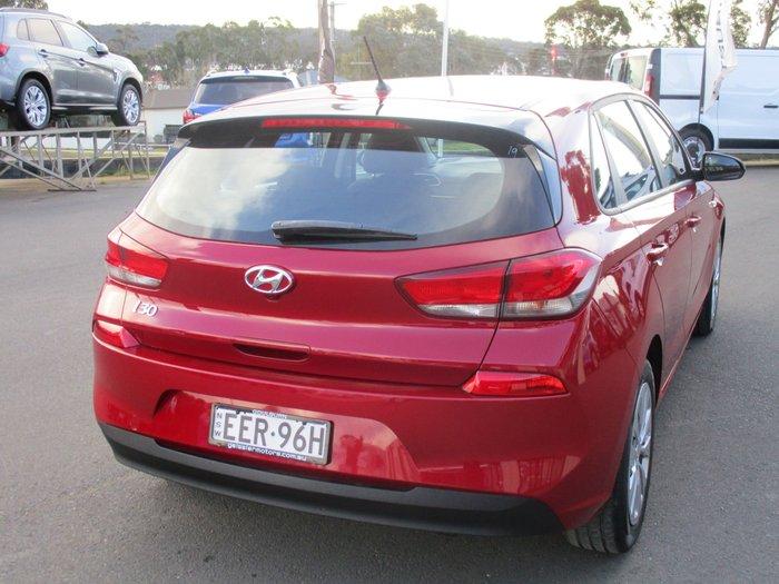 2018 Hyundai i30 Go PD MY18 Red